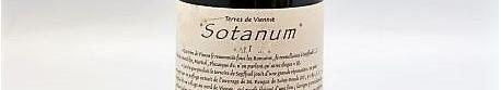 La photo montre une bouteille de vin du domaine Vins de Vienne dans le Rhone