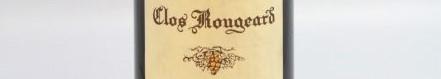La photo montre une bouteille du Clos Rougeard dans la Loire