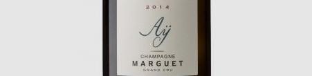 La photo montre un Champagne du domaine Benoit Marguet.
