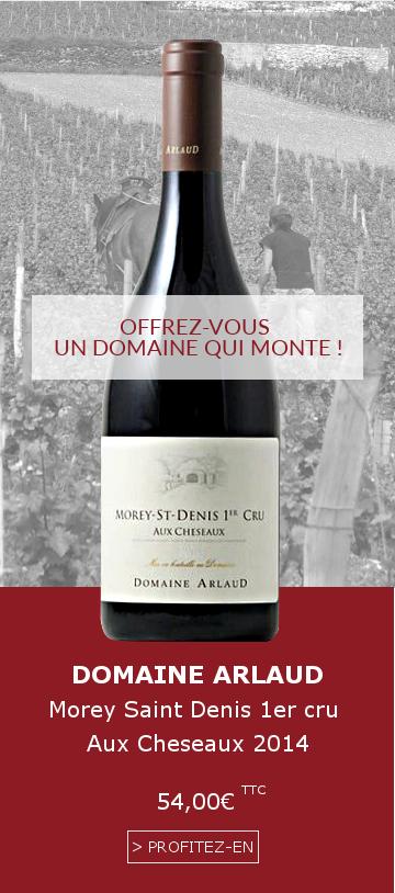 Domaine Arlaud Morey Saint Denis