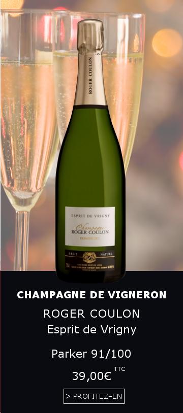 Champagne de Vignerons Roger Coulon Esprit de Vrigny