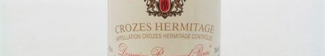 Crozes Hermitage