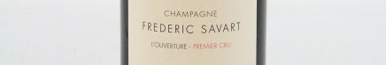 Champagne Frederic Savart