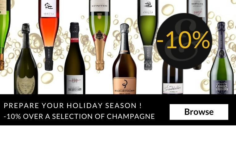 -10% over a selection of Champagne