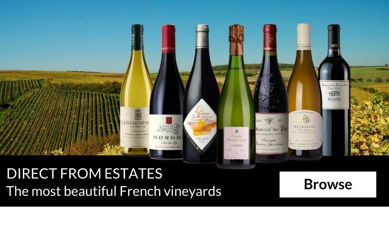 New arrivals from famous French estates