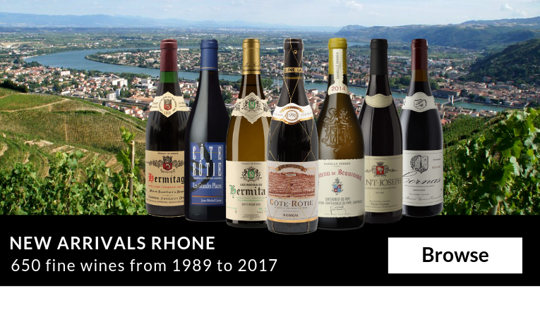 New arrivals Rhone