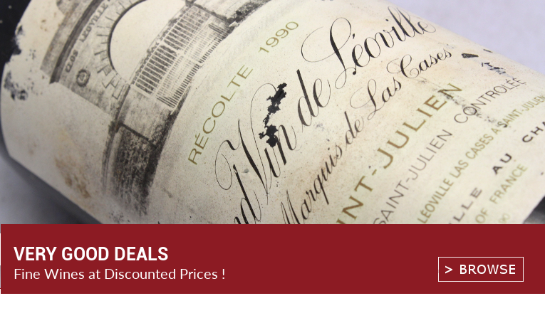 Fine Wines at Discounted Prices